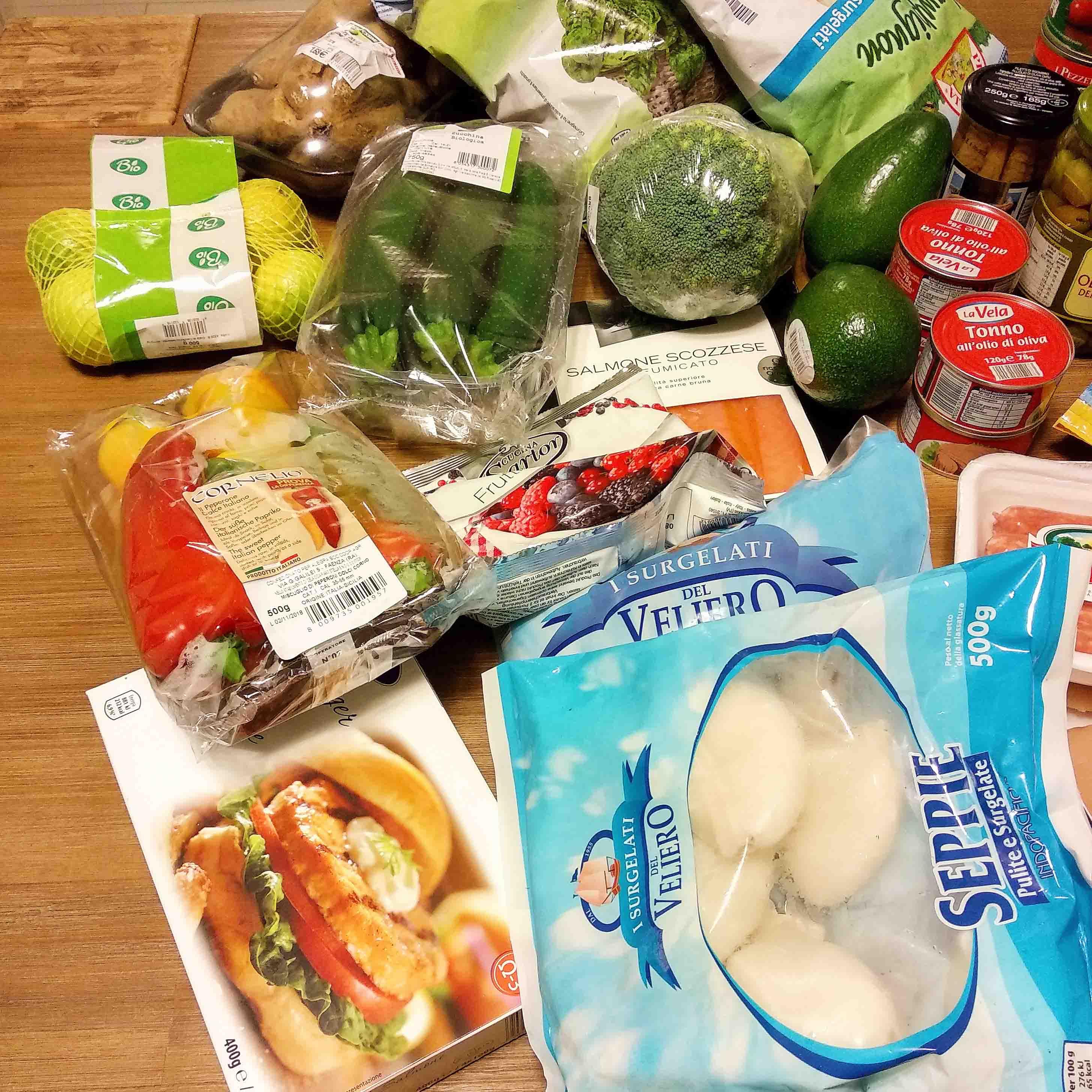 quali verdure posso mangiare nella dieta cheto?